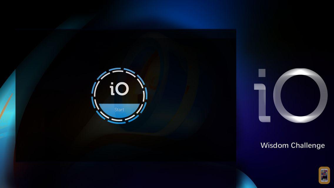 Screenshot - iO - A Physics Platformer