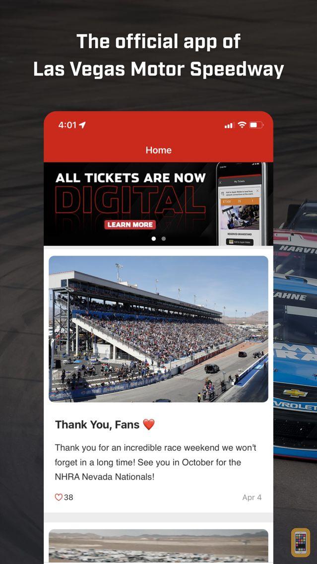 Screenshot - Las Vegas Motor Speedway
