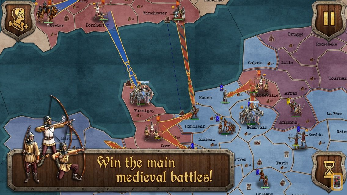 Screenshot - S&T: Medieval Wars Deluxe