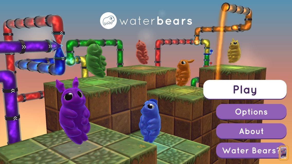 Screenshot - Water Bears