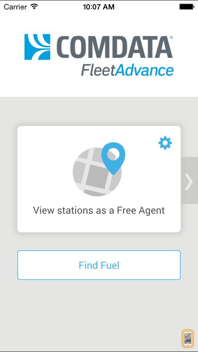Screenshot - FleetAdvance