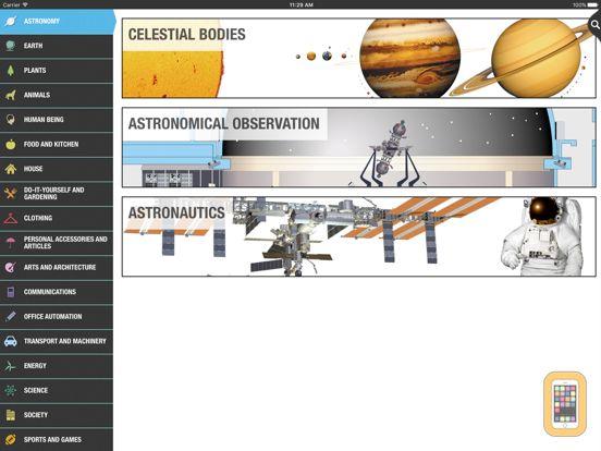 Screenshot - Merriam-Webster The Visual +