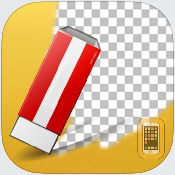 Photo Background Eraser Pro by Dan Yang (Universal)