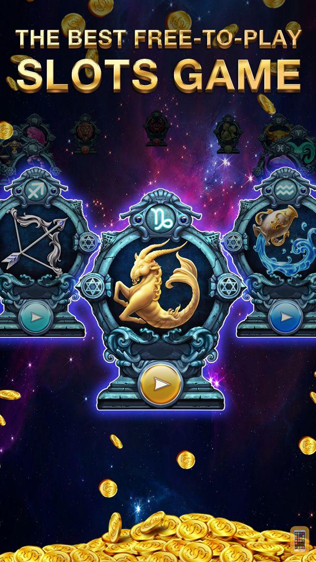 Screenshot - Zodiac Slots™ - FREE Las Vegas Casino Game