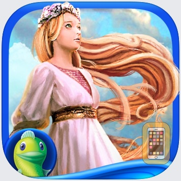 Dark Parables: Ballad of Rapunzel HD - A Hidden Object Fairy Tale Adventure by Big Fish Games, Inc (iPad)