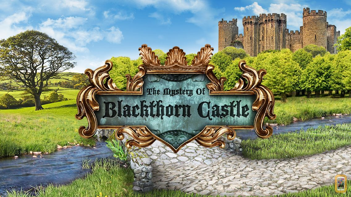 Screenshot - The Mystery of Blackthorn Castle