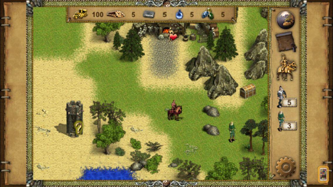 Screenshot - Kings Hero - Turn Based Strategy