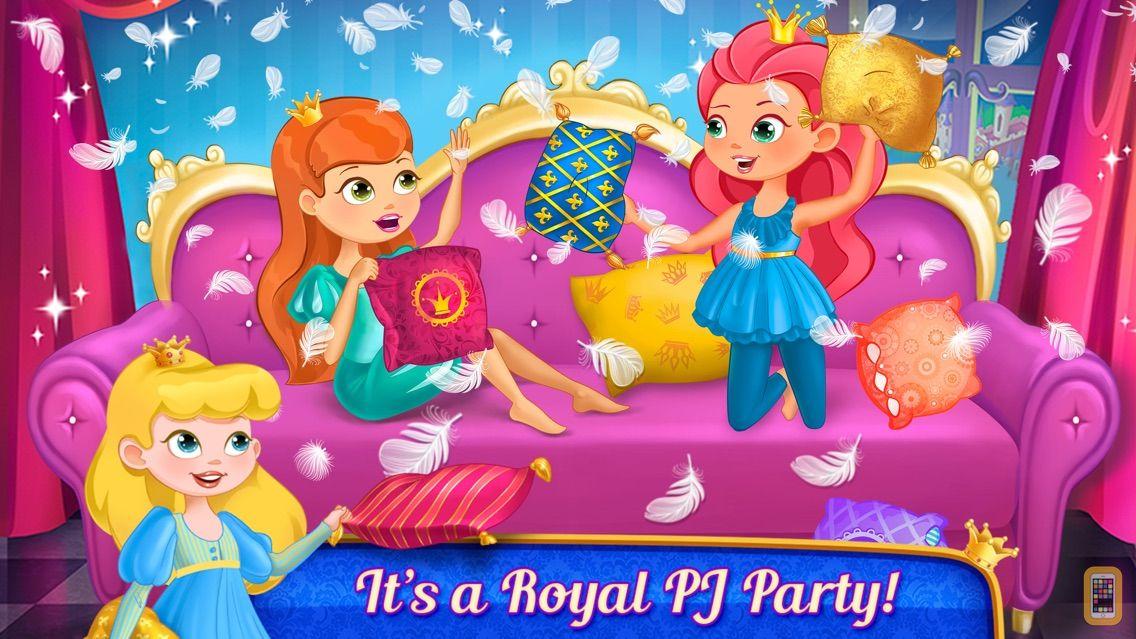 Screenshot - Princess PJ Party - Royal Pillow Fight