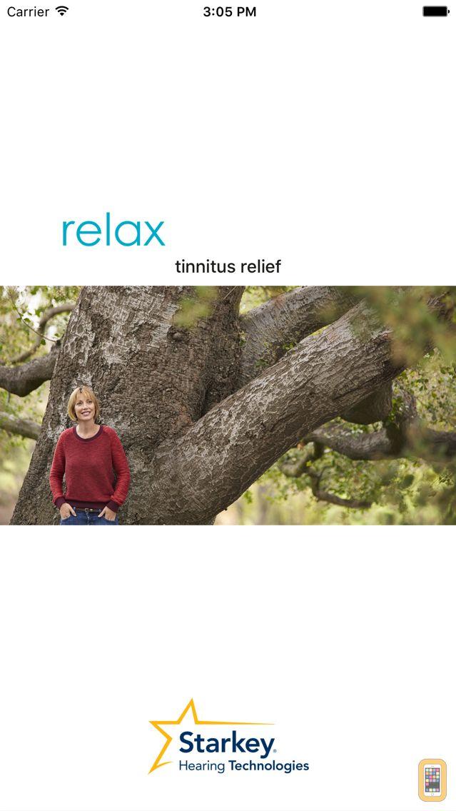 Screenshot - Starkey Relax