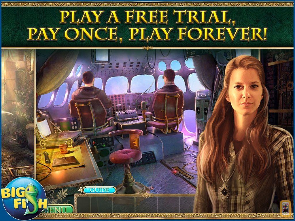 Screenshot - Hidden Expedition: The Crown of Solomon HD - Hidden Objects, Adventure & Mystery