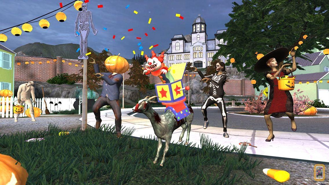 Screenshot - Goat Simulator GoatZ