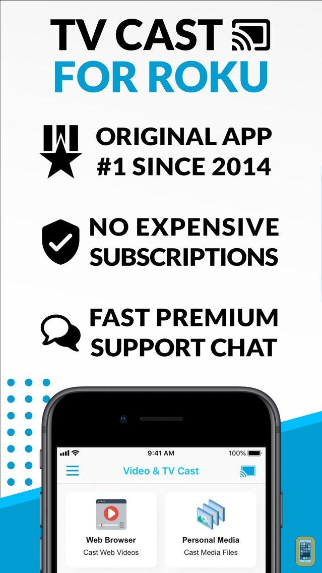 Screenshot - Video & TV Cast | Roku Player