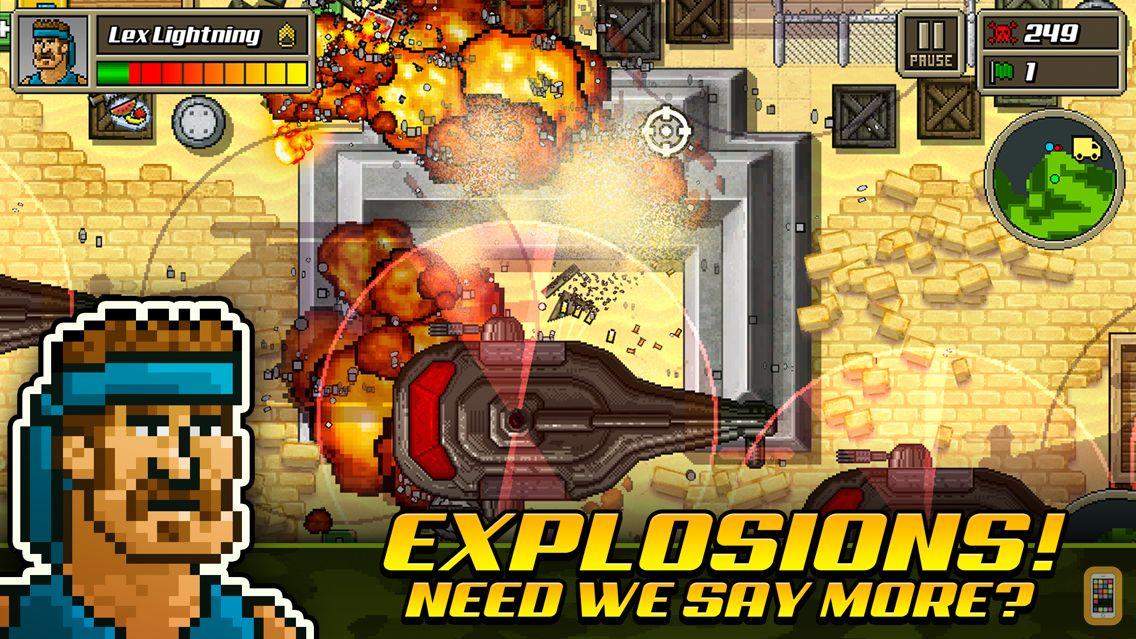 Screenshot - Kick Ass Commandos