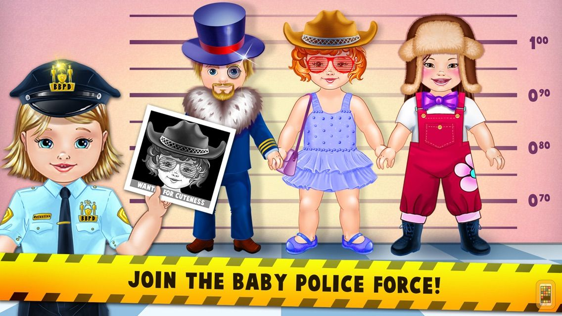 Screenshot - Baby Cops - Tiny Police Academy