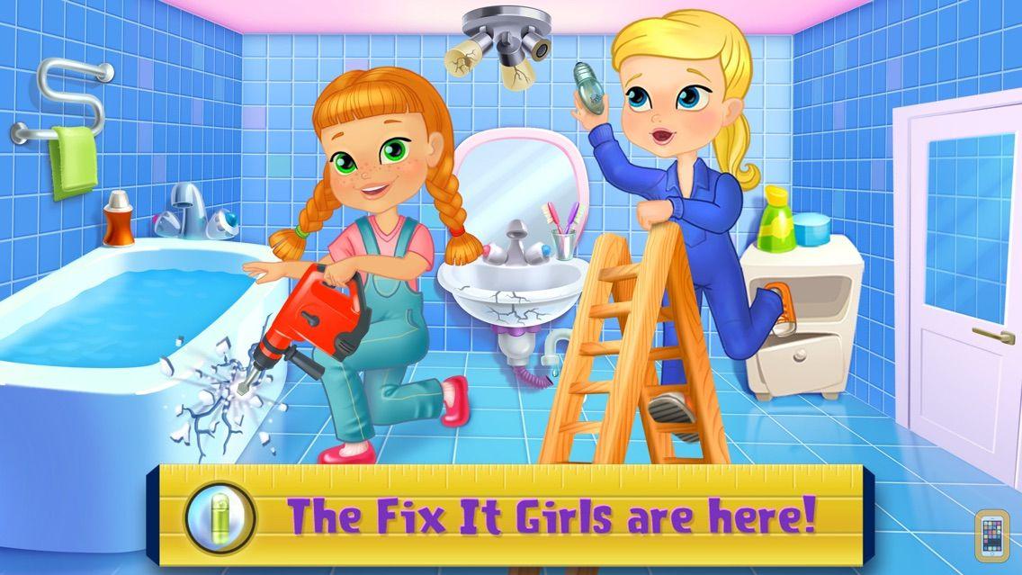 Screenshot - Fix It Girls - House Makeover