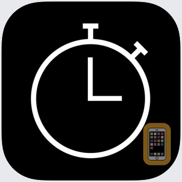 Counter: Stopwatch and Timer by Natalia Artigas (Universal)