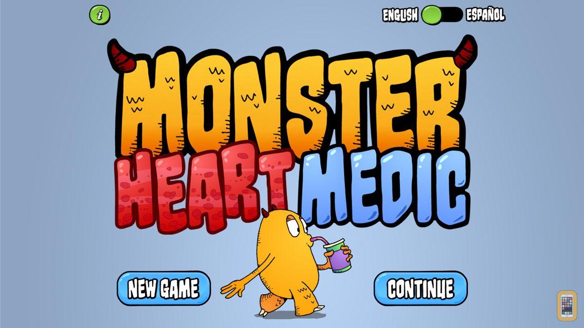 Screenshot - Monster Heart Medic