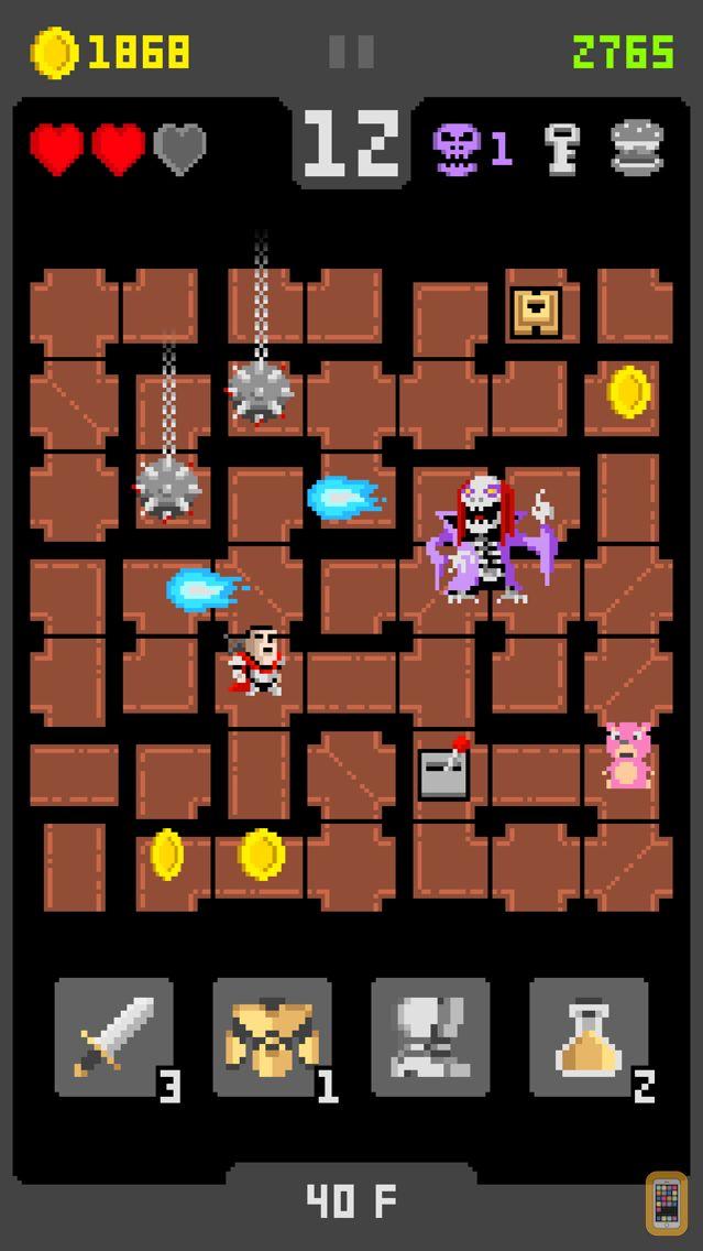 Screenshot - Dungeon of Madness