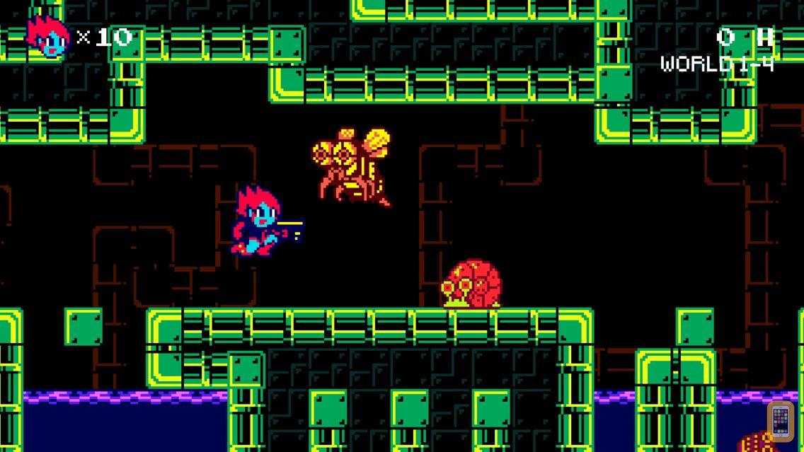 Screenshot - Jump'N'Shoot Attack