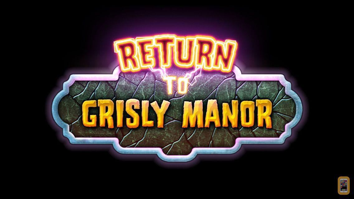 Screenshot - Return to Grisly Manor