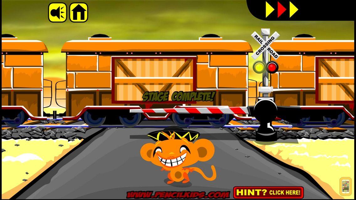 Screenshot - Monkey GO Happy
