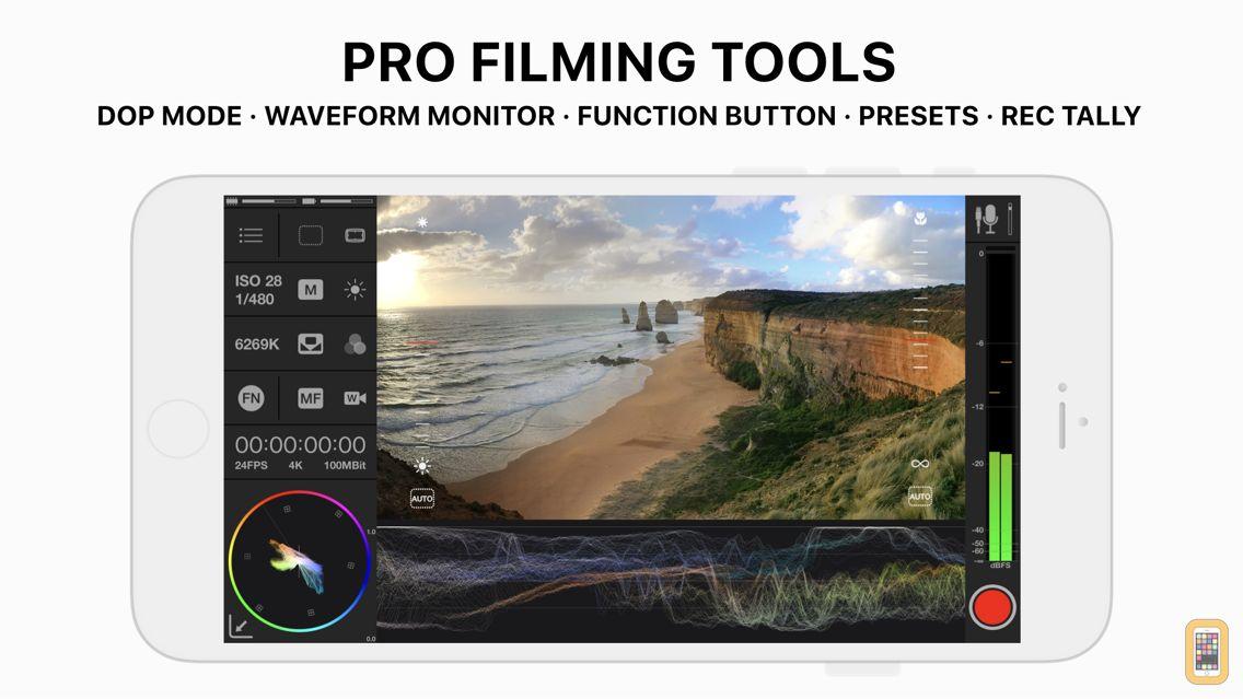 Screenshot - MAVIS - Pro Camera