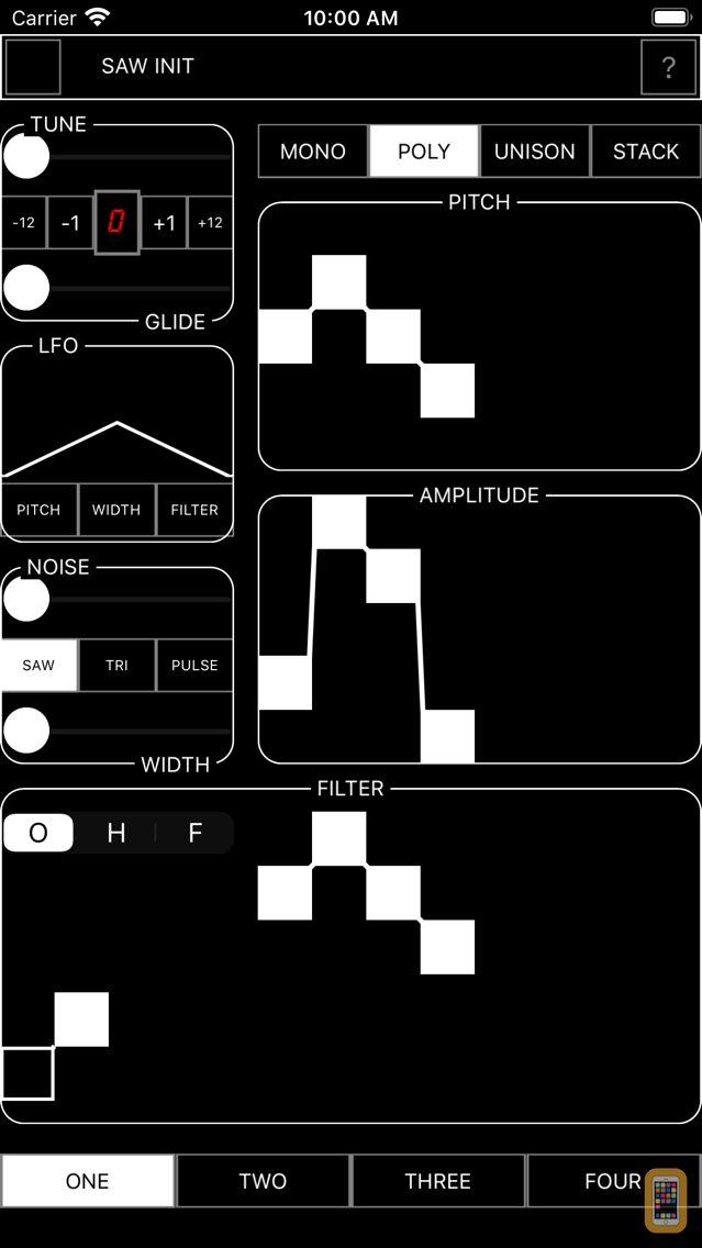Screenshot - Model610 - Synth Controller