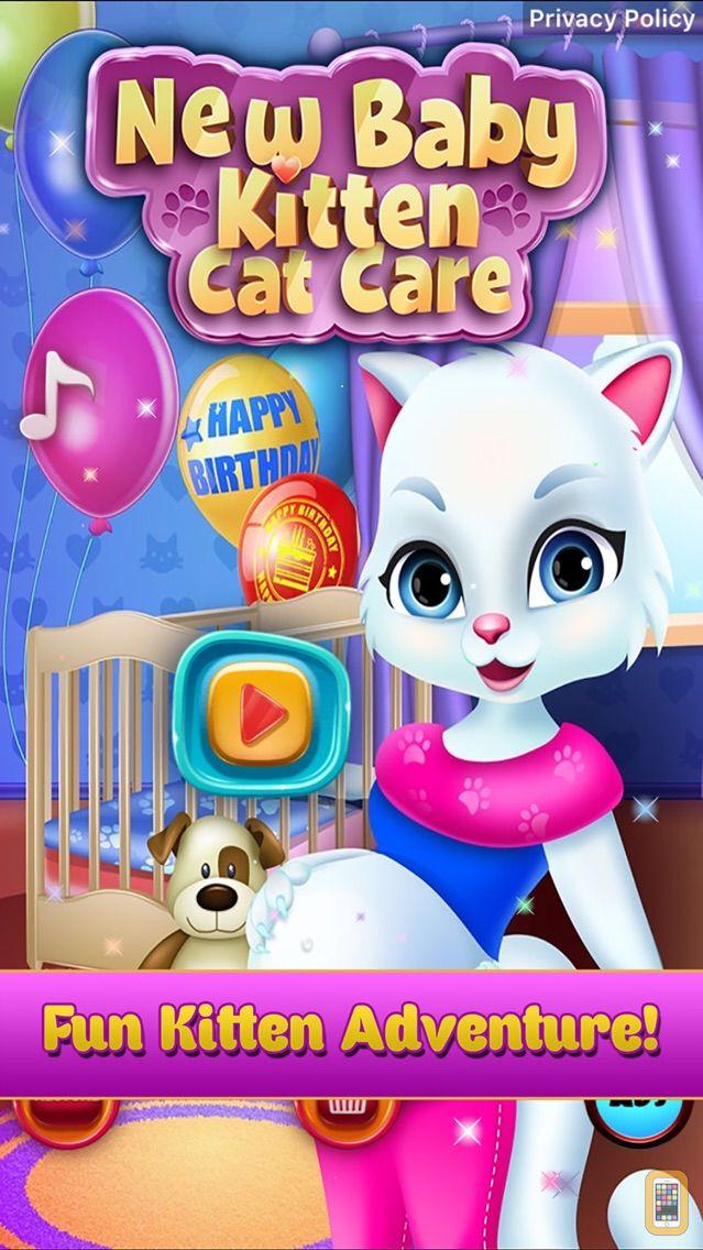 Screenshot - Newborn Kitten Care