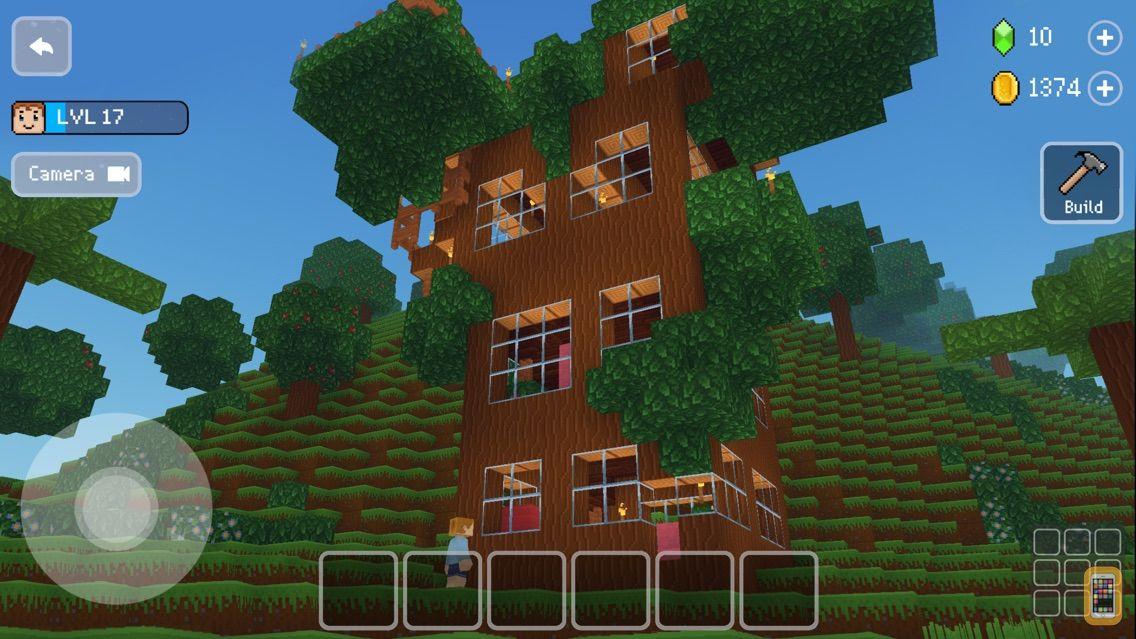 Screenshot - Block Craft 3D: Building Games