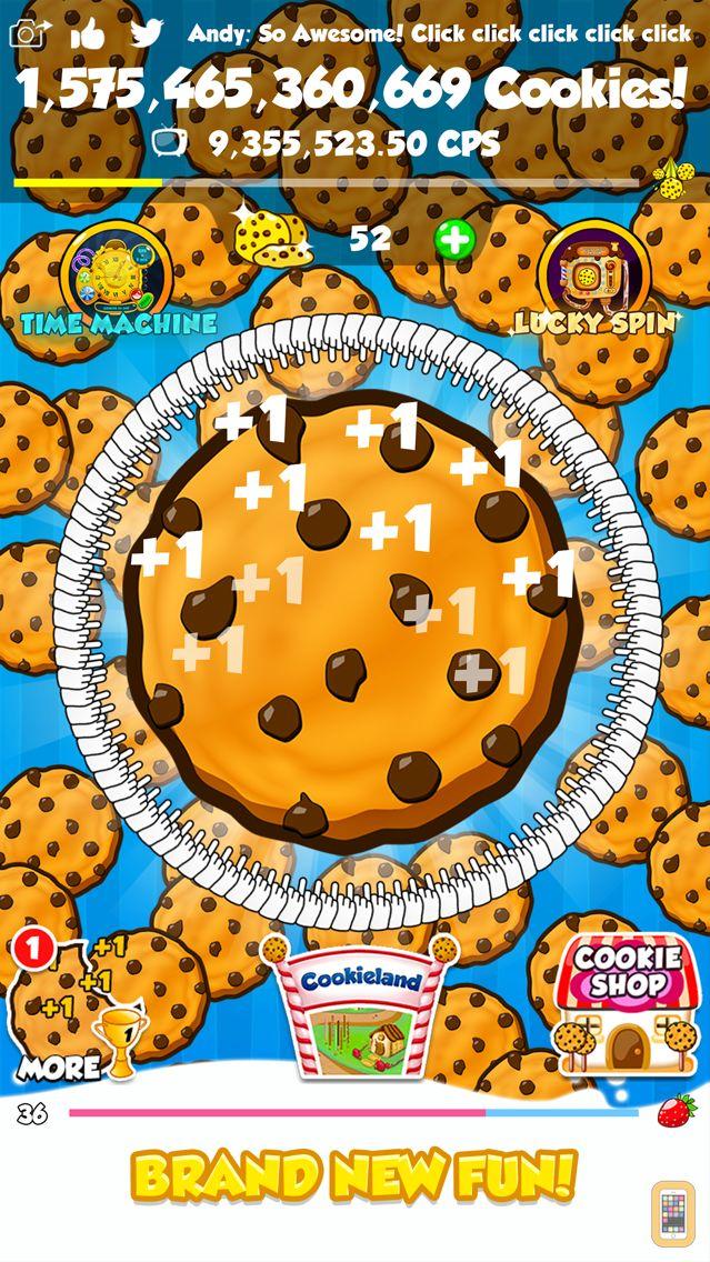 Screenshot - Cookie Clickers 2