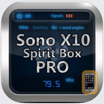 Sono X10 Spirit Box PRO by Janus Pedersen (Universal)