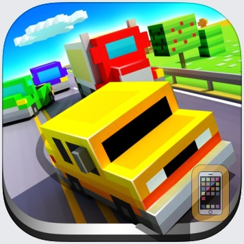 Blocky Highway by Dogbyte Games Kft. (Universal)