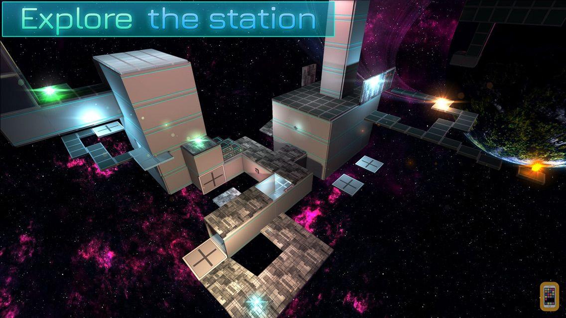 Screenshot - Fractal Space