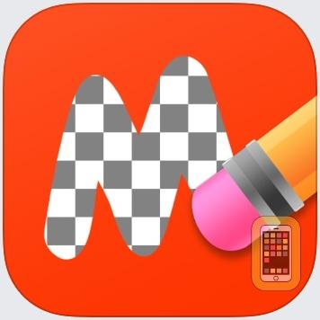 Magic Eraser Background Editor by Alan Cushway (Universal)