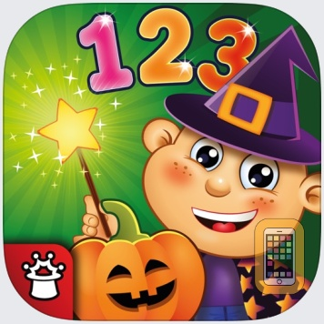 Counting & Numbers. Learning Games For Toddlers by Funny Food: Kids Learning Games (Universal)