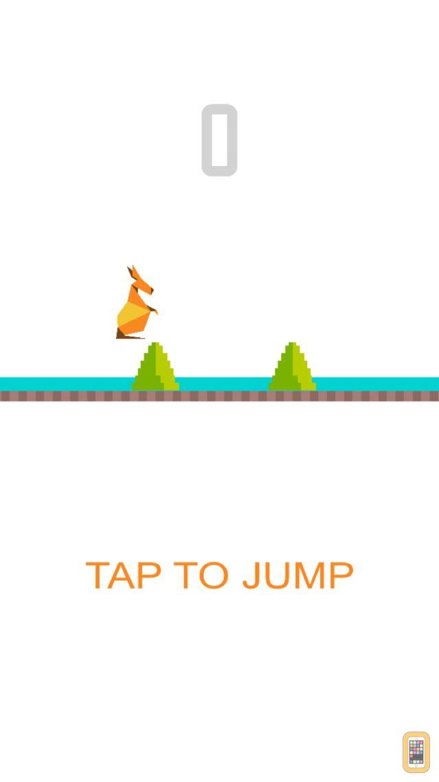 Screenshot - Jumpy Kangaroo