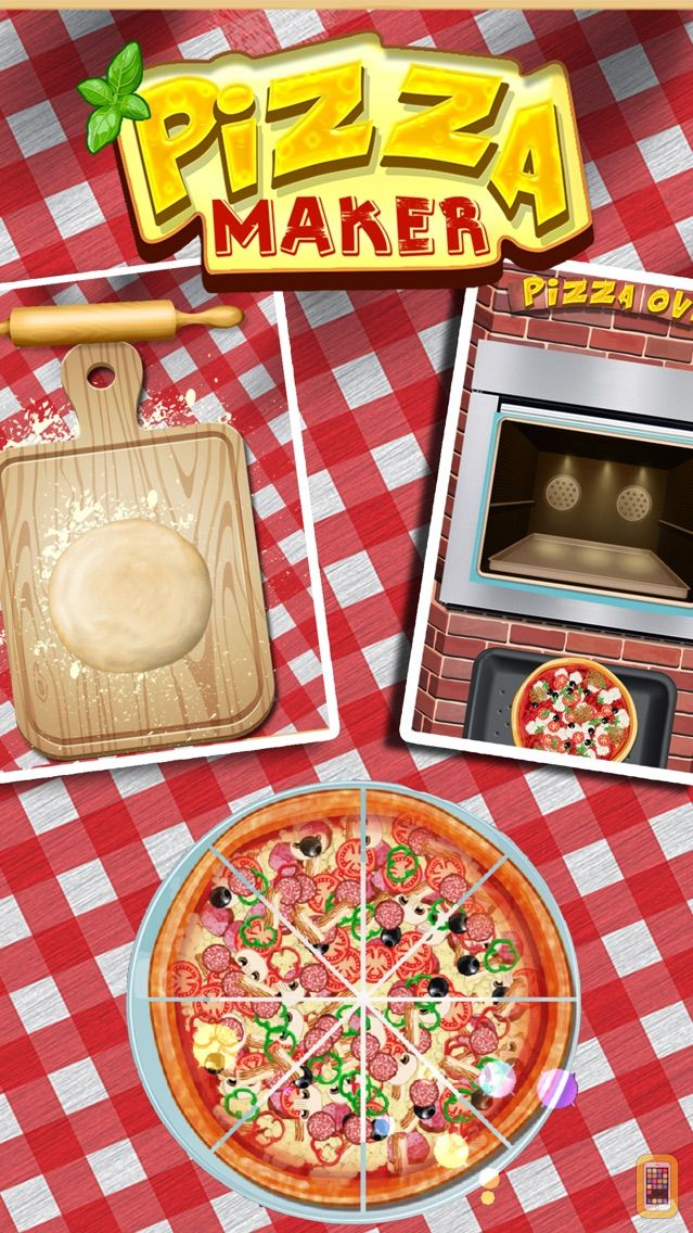Screenshot - Pizza Games