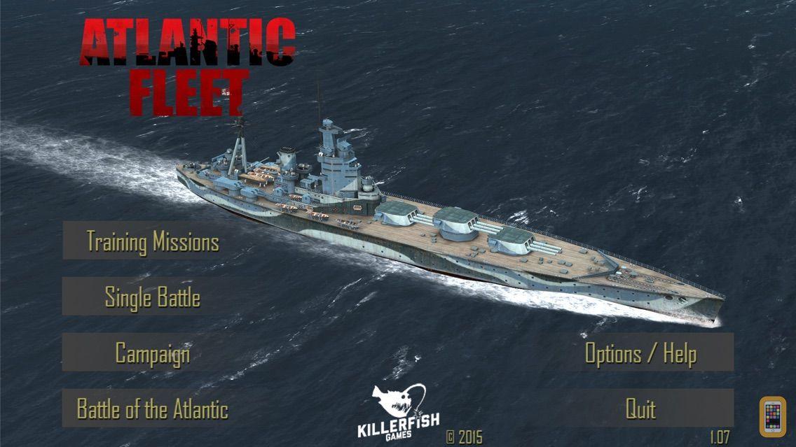 Screenshot - Atlantic Fleet