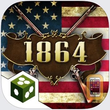 Civil War: 1864 by HexWar Games Ltd (Universal)