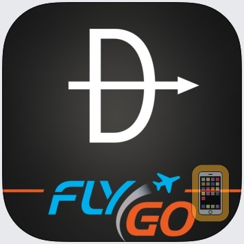Direct-To Aviation GPS VFR IFR by Flygo-Aviation Ltd (Universal)