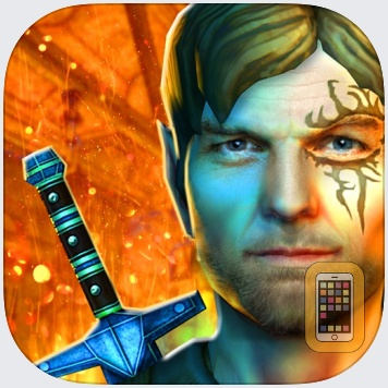 Aralon: Forge and Flame by Crescent Moon Games (Universal)
