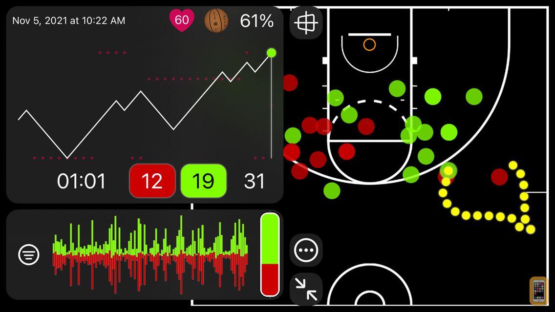 Screenshot - Swish Counter