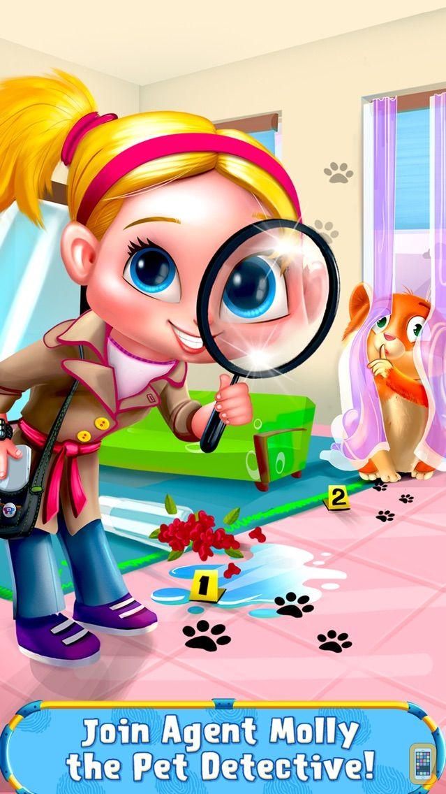 Screenshot - Agent Molly - Pet detective