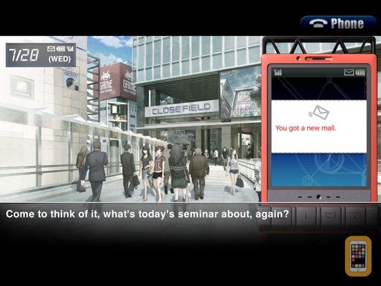 Screenshot - STEINS;GATE HD EN