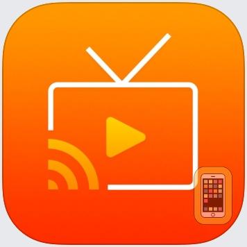 iWebTV: Cast Web Videos to TV by Swishly inc (Universal)