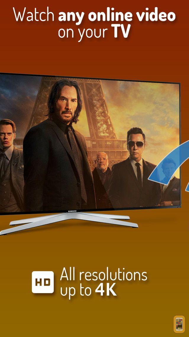 Screenshot - iWebTV: Cast Web Videos to TV